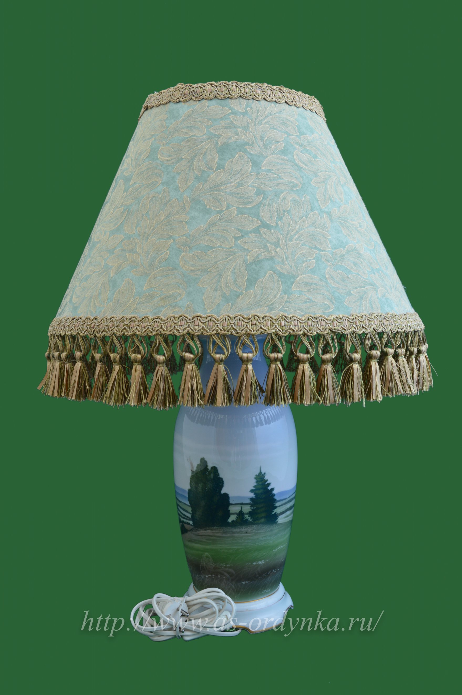 Купить настольные лампы и прикроватные светильники для